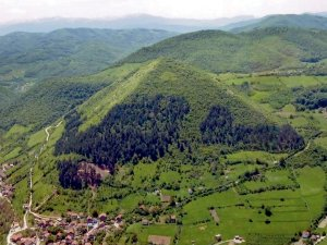 Pyramide in Bosnien